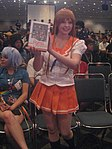 Cosplayer of Mirai Suenaga at Anime Expo 20110701b.jpg
