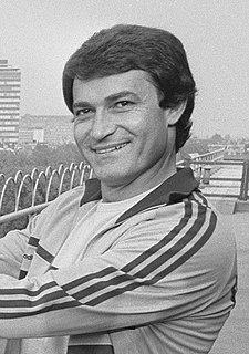 Costică Ștefănescu Romanian footballer and manager