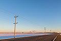 County Road 8 and Sherco Generating Station, Xcel Energy, Sherburne County, Minnesota (24110084732).jpg