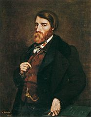 Portrait of Alfred Bruyas