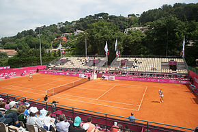 Description de l'image Court central Open GDF Suez de Cagnes-sur-Mer Alpes-Maritimes.JPG.