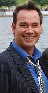 Craig Revel Horwood Australian-British dancer, choreographer, and director