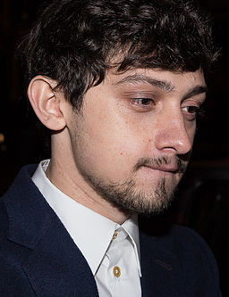 Craig Roberts at the Moet BIFA British Independent Film Awards 2014 (15356308524)