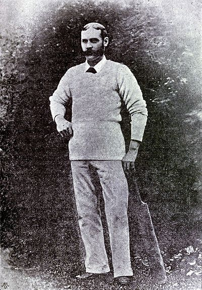 Cricket, WG Grace, 1891- G.F.Grace.jpg