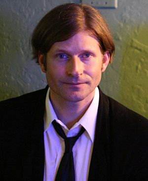 Crispin Glover - Crispin Glover in September 2008