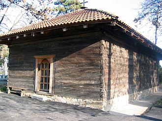 Smederevska Palanka - St. Elijah wooden church