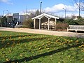 Crocii and gazebo - geograph.org.uk - 128142.jpg