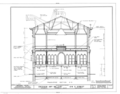 Crocker Art Gallery, 216 O Street, Sacramento, Sacramento County, CA HABS CAL,34-SAC,20- (sheet 6 of 8).png