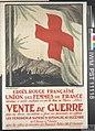 Croix-Rouge Francaise - Vente de Guerre (The French Red Cross - War Sale) Art.IWMPST11118.jpg