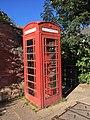 Cromarty, Forsyth Place, K6 Telephone Kiosk.jpg
