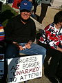 Crossed arizona border to attend rally to restore sanity.jpg