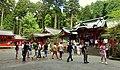 Crowd - Hakone-jinja - Hakone, Japan - DSC05780.jpg
