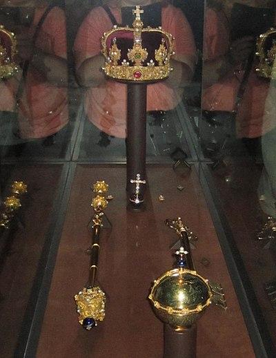 Regalia of Sweden
