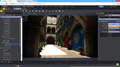 Crytek Sponza (VRay) Clara.io Screenshot.png