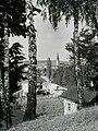 Csehszlovákia, Igló látképe, középen a Szűz Mária Mennybemenetele templom. Fortepan 95362.jpg