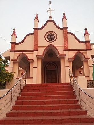 Saint Thomas Anglicans - Image: Csichristchurch kodukulanji