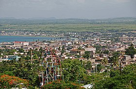 Cuba - Matanzas - Matanzas from Ermita de Monserrate church.jpg