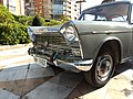 Cuerpo Nacional de Policía (España), automóvil SEAT 1500, PMM 1960 (44231830904).jpg