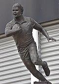 Cunningham statue, Totally Wicked Stadium, St Helens.jpg