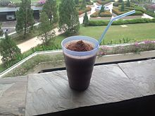 Cup of Milo Dinosaur June 29, 2013.jpg