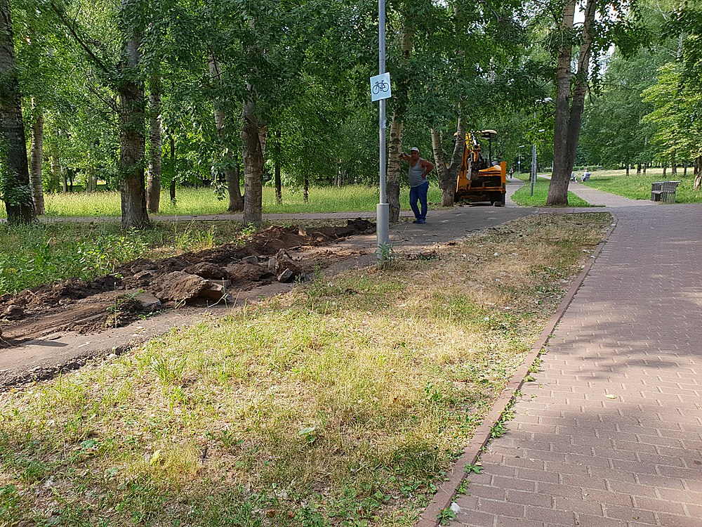 Curbstone laying in Moscow 2019-06-22 01.jpg