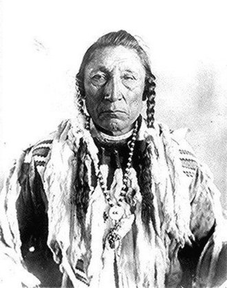 Siksika Nation - Image: Curley bear