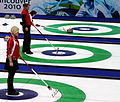 Curling at Olympics 2010, Women, 1 session.jpg