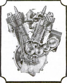Harley 45 Engine Assembly as well Projects also 08 FUEL M62 8 Cylinder Camshaft Position Sensor Replacing moreover File 1946 Dodge D24C 4 Door Sedan 276 besides 27296 1951 chevy deluxe. on 4 cylinder flathead engine