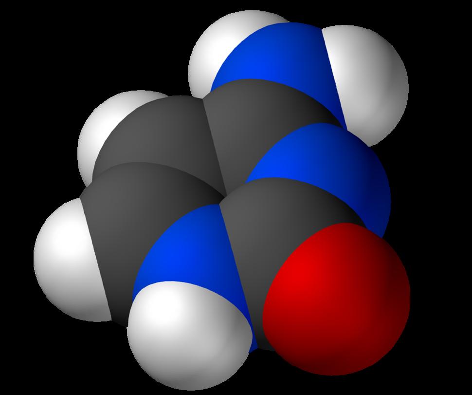 Cytosine-3D-vdW