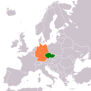 Czech Republic–Germany relations Diplomatic relations between Czech Republic and the Federal Republic of Germany
