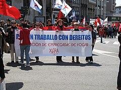Día do traballo. Santiago de Compostela 2009 40.jpg