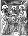 Dürer - Small Passion 22 - Sudarium.jpg