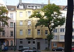 Hüttenstraße in Düsseldorf