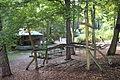 Děčín, zoologická zahrada, dětské hřiště, dřevěná lávka (2).jpg
