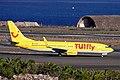 D-ATUE 1 B737-8K5W TUIfly LPA 23JAN10 (6341091628).jpg