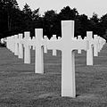 D-Day Cemetery in Normandie (2746181491).jpg