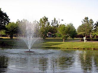 Dothan, Alabama - Dothan Area Botanical Gardens