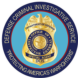 Defense Criminal Investigative Service - Image: DCIS LOGO old