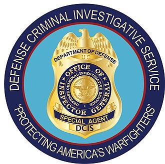 Defense Criminal Investigative Service - Image: DCIS LOGO old