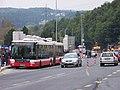 DOD metro Nemocnice Motol 2014, speciální autobus (01).jpg