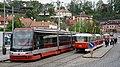 DPP 9268, 8465, Malostranská (tram stop, Klárov), 2019 (01).jpg