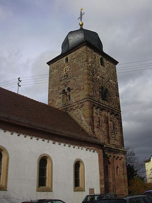 Dackenheim - St. Mary's Parish Church