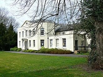 The Bury, Hemel Hempstead - The Bury, Hemel Hempstead