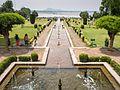 Dal Lake from Nishat Bagh (14362652190).jpg