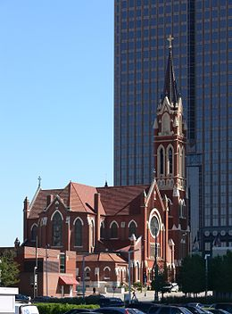 Our Lady Of Guadalupe Cathedral Dallas Arts District