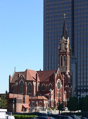 Roman Catholic Diocese of Dallas - Dallas's Cathedral Shrine of the Virgin of Guadalupe