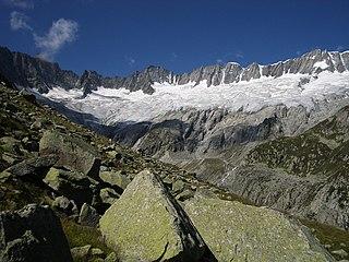 Damma Glacier glacier