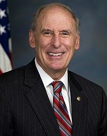 Dan Coats, official portrait, 112th Congress.jpg