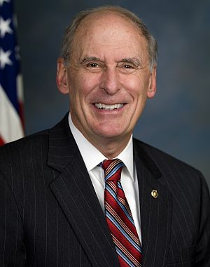 Dan Coats - Official portrait of Coats (2011)