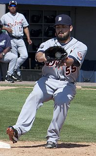 Daniel Schlereth American baseball player